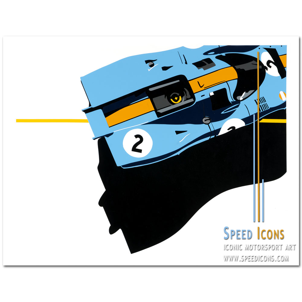 Speed Icons : Porsche 917