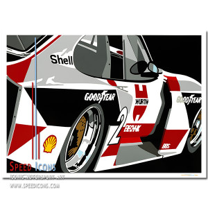 SPEED ICONS: Zakspeed Ford Capri