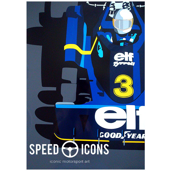 SPEED ICONS: Tyrrell P34